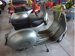 VESPA GS 150 cc (cavi esterni)