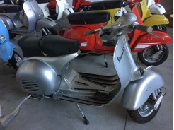 VESPA - GS 150 VS2 (1956)