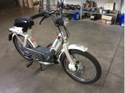 Piaggio Ciao 4 serie modifica Malossi 65cc