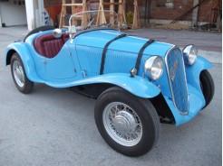 FIAT - BALILLA 508 spider...