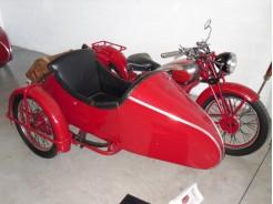 MOTO GUZZI - GTV SIDECAR...