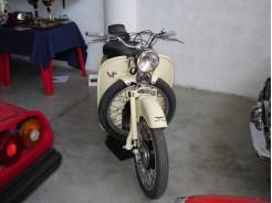 MOTO GUZZI - GALLETTO 150 cc