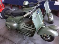 VESPA 125 cc 1949 (bacchetta)